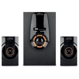 Media-Tech ZORKON 2.1 BT - 3-channels speaker set with Bluetooth and remote controller