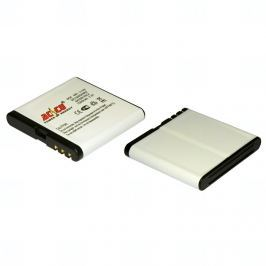 ACCU Baterie  pro Nokia N81, N82, E51, Li-ion, 1100mAh