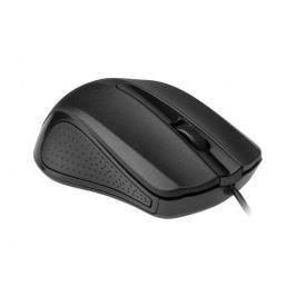 GEMBIRD optická myš 1200 DPI, USB, černá