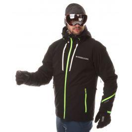 Nordblanc Pánská lyžařská bunda  Bullet - NBWJM6400 (Varianta CRN), XL, Černá