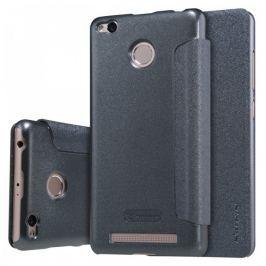 Nillkin Sparkle leather case Xiaomi Redmi 3 Pro Black