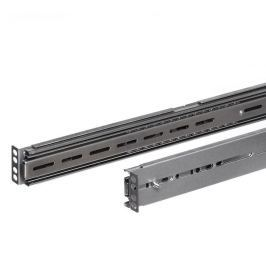 NetRack sliding rail for server case RACK 19'', 25-55 cm depth