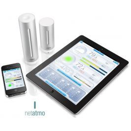 ETA Ntmo Urban - meteostanice pro Android a iOS