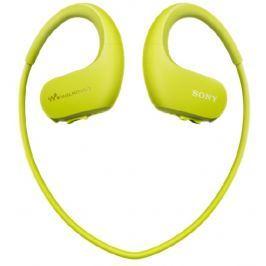 Sony Přehrávač MP3  NW-WS413G 4GB, zelený