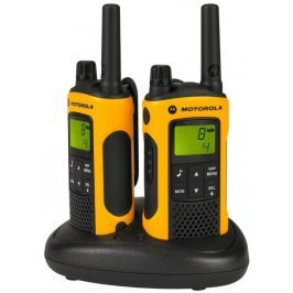 MaxCom Motorola TLKR T80 EXTREME vysílačka - 10 km, 8 kanálů, IPx4