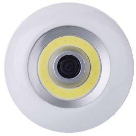 EMOS LED svítilna na stěnu P3896, 3W COB LEB, 3x AAA