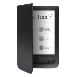 "POCKETBOOK e-book reader 625 Basic Touch 2 Save & Safe/ 8GB/ 6""/ Wi-Fi/ micro SD"