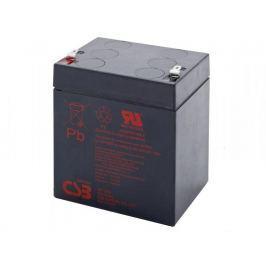 CSB AVACOM  12V 4,5Ah olověný akumulátor F1
