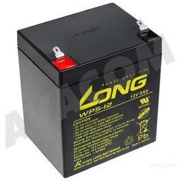 LONG Baterie  12V 5Ah olověný akumulátor F1