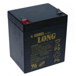 AVACOM Baterie Long  WP5-12SHR (12V/5Ah - Faston 250, HighRate)