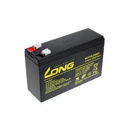 LONG Olověný akumulátor  12V 6Ah HighRate F2