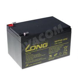 LONG Baterie  12V 12Ah olověný akumulátor DeepCycle AGM F2