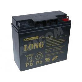 LONG Baterie  12V 20Ah olověný akumulátor DeepCycle AGM F3