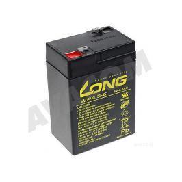 AVACOM Baterie  Long 6V 4,5Ah olověný akumulátor F1