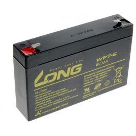 Long Baterie Avacom  6V 7Ah olověný akumulátor F1