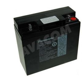 Panasonic AVACOM  12V 17Ah olověný akumulátor M5 (10-12 let)  LC-XD1217PG