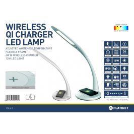 Platinet stolní lampa 18W s QI nabíječkou