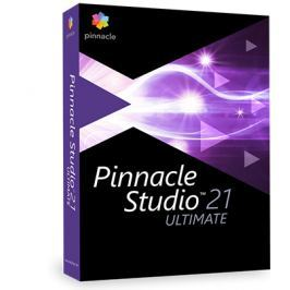 PINNACLE  Studio 21 Ultimate ML EU Box - jazyk EN/CZ/DA/ES/FI/FR/IT/NL/PL/SV