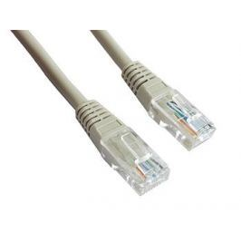 GEMBIRD Patch kabel RJ45, cat. 5e, UTP, 0.25m, šedý