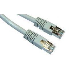 GEMBIRD Patch kabel RJ45 , cat. 6, FTP, 15m, šedý