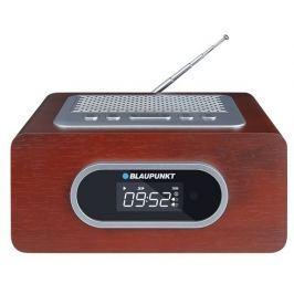 Blaupunkt Radiopříjímač  PP6BR, FM PLL/SD/USB/AUX/Hodiny/Budík