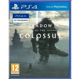 Sony PS4 hra Shadow of Colossus
