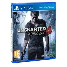 Sony Hra  PlayStation 4 Uncharted 4: A Thief's End