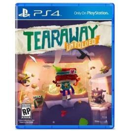 Sony PS4 hra Tearaway Unfolded