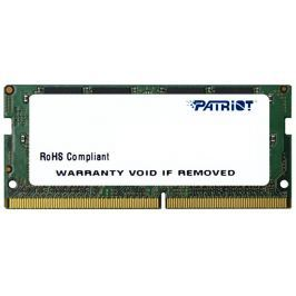 PATRIOT SO-DIMM 4GB DDR4-2133MHz  CL15 512x16