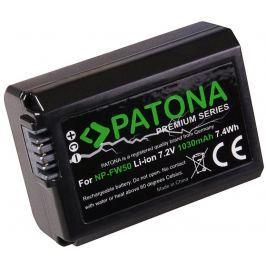 PATONA baterie pro foto Sony NP-FW50 1030mAh Li-Ion PREMIUM