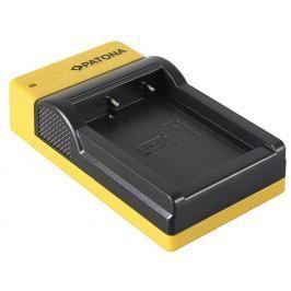 PATONA nabíječka Foto Canon LP-E6 slim, USB
