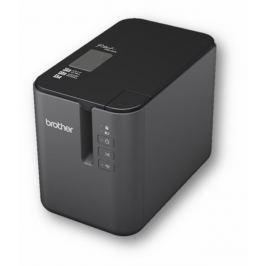 Brother PT-P900W, tiskárna samolepících štítků, USB, WiFi, sériový port, připoji