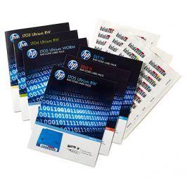 HP ENT HP LTO-6 Ultrium RW Bar Code Label Pack