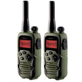 TOPCOM Twintalker 9500 Airsoft edition, RC-6406, dosah 10 km, vysílačky