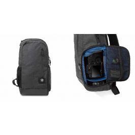 Crumpler RoadCase Backpack - black anthracite