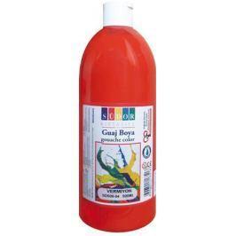 SUDOR Temperová barva, červená, 500ml, Südor
