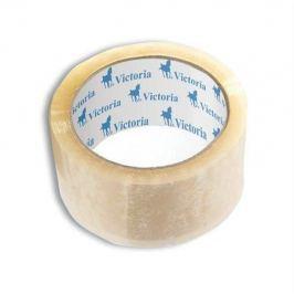 VICTORIA Balící lepicí páska, 50 mm x 60 m, , průhledná