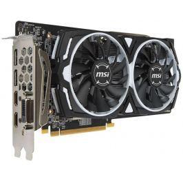 MSI RX 580 ARMOR 8G OC, 8GB GDDR5, 256bit, DVI, 2xHDMI, 2xDP
