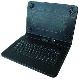 """IGET S10B - 10"""" pouzdro s klávesnicí - černá"""