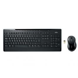 Fujitsu Wireless Keyboard+Mouse Set LX901 USB, CZ/SK