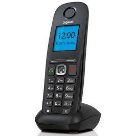 SIEMENS GIGASET Domácí telefon Siemens A540 IP - černý
