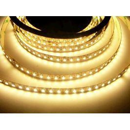 TLE LED pásek  SMD 3328 120LED/m, 5m, teplá bílá, IP20,12V