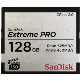 Sandisk Extreme Pro CFAST 2.0 128 GB 525 MB/s VPG130 náhrada za 139716