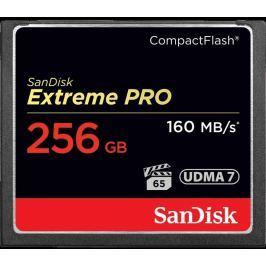 SanDisk KARTA EXTREME PRO CF 256 GB