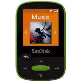 Sandisk MP3 Sansa Clip Sports 8 GB limetka