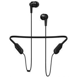 PIONEER stylová špuntová sluchátka s Bluetooth, NFC černá