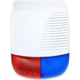 IGET Security M3P11 Bezdr. venkovní siréna 110 dB k alarmu M3. Indikace alarmu p