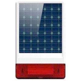 IGET Security P12 Bezdrát. solární venkovní siréna 110 dB. Indikace alarmu pomoc