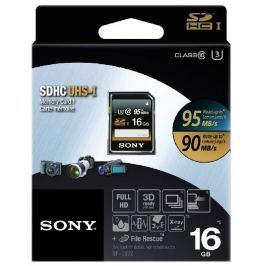 Sony SD karta SF16UZ, 16GB, class 10, Pro 95MB/s