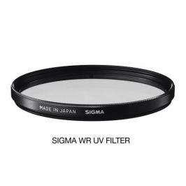Sigma filtr UV 82mm WR, UV filtr voděodpudivý